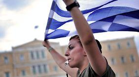 Hilfsmilliarden allein sind nicht genug: Griechenland muss es selbst schaffen