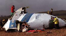 Bei dem Flugzeuganschlag wurden 270 Menschen getötet.