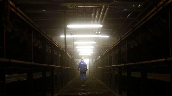 Der Energiekonzern Vattenfall sieht noch kein Licht am Ende des Tunnels.