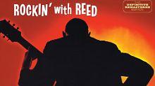 CD-Edition zu Ehren des Bluesman: Rockin' with Jimmy Reed