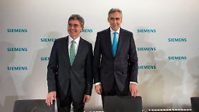 Führungswechsel bei Siemens: Löscher räumt Chefposten
