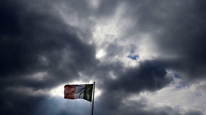 Der italienische Bankensektor sieht großen Herausforderungen entgegen.