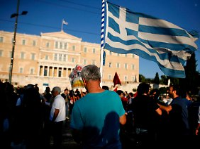 Griechenland braucht weitere Hilfen.