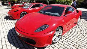 Falsche Ferraris auf spanischen Straßen: Polizei nimmt Autofälscher fest