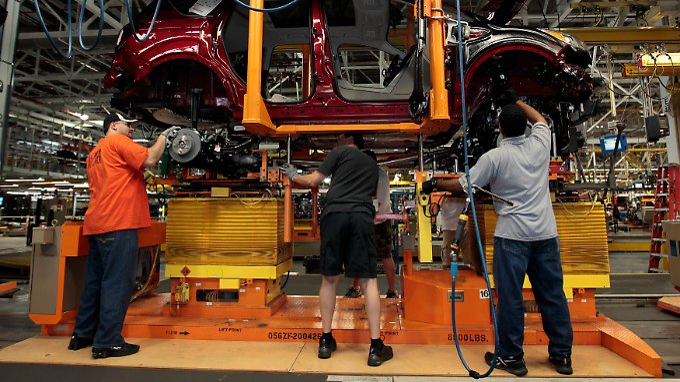 Kommen nicht nach - Ford kann Kapazitäten der hohen Nachfrage kaum anpassen.