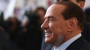 Solidarisierung mit Berlusconi: AC Mailand kritisiert Gerichtsurteil