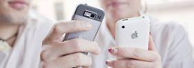 Siegeszug von iPhone, Samsung Galaxy und Co.: Smartphones verdrängen klassische Handys