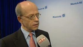 """Von Bomhard im n-tv Interview: """"Am stärksten fällt die Höhe der Zinsen ins Gewicht"""""""