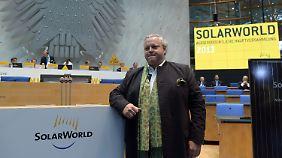 Pro und Kontra: Aktionäre sollen Solarworld retten