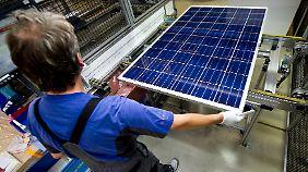 Konkurrenz aus Fernost: Deutsche Solarbranche steckt tief in der Krise