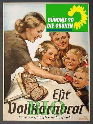 FDP-Politiker Lars Lindemann veröffentlichte ein manipuliertes Nazi-Propaganda-Plakat auf seiner Facebook-Seite.