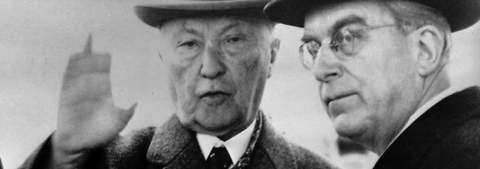 Drittes Reich: Kanzleramt lässt NS-Geschichte untersuchen