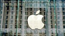 Mit einer Wertsteigerung von 28 Prozent im Vergleich zum Vorjahr setzt sich Apple mit einem Markenwert von 98,3 Milliarden Dollar klar an die Spitze.