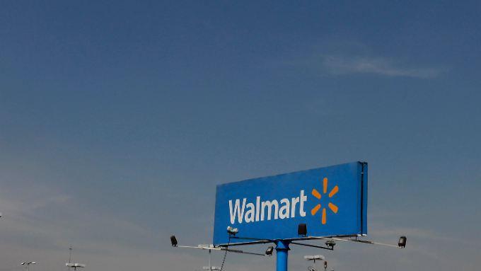 Wal-Mart blickt weniger optimistisch in die Zukunft als bisher.