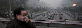 Deutsche Unternehmen profitieren: China muss Smog-Problem dringend lösen