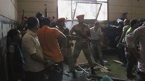 Schüsse auf Kairos Straßen: Militär räumt von Muslimbrüdern besetzte Moschee
