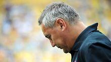 Nach vier glücklosen Spielen: Dresden trennt sich von Trainer Pacult