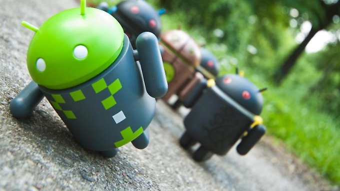 Fast alle mobilen Schädlinge attackieren Android-Geräte.