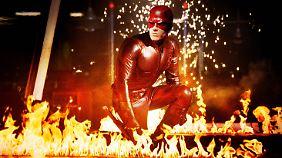 """2003 spielte Affleck schon einmal einen Superhelden: """"Daredevil""""."""