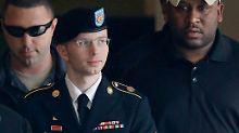 Bereits sechs Jahre hinter Gittern: Manning könnte vorzeitig entlassen werden