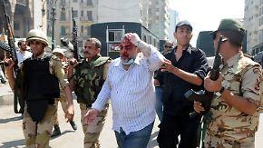 Militär gegen Muslimbrüder: Kairo kommt nicht zur Ruhe