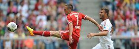 """Leverkusen und Mainz wahren perfekte Bilanz: """"Robbery"""" erlöst Bayern, Schalke desolat"""