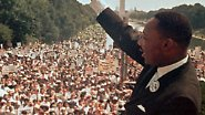 """""""Marsch auf Washington"""": Martin Luther King erzählt von seinem Traum"""