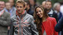 Schock für Formel-1-Weltmeister: Button im Urlaub betäubt und ausgeraubt