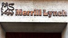 Sammelklage schwarzer Börsenmakler: Merrill Lynch stimmt Vergleich zu