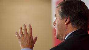 Vorwürfe nach Finanzchef-Freitod: Ackermann tritt bei Zurich als Präsident zurück