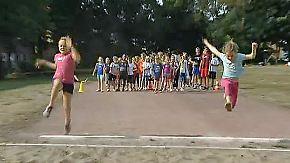 Tipps vom Leichtathletik-Profi: Sportabzeichen feiert hundertjähriges Jubiläum
