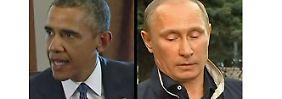 """Putin: """"Kerry lügt"""": US-Senatsausschuss gibt grünes Licht für Syrien-Einsatz"""
