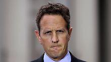 Timothy Geithner soll den Aufschwung bloß nicht kaputt sparen: So lautet bislang das Credo der Amerikaner.
