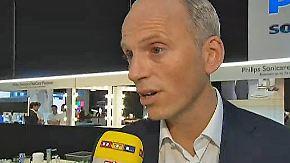 """Pieter Nota über Technik-Innovationen: """"Trend geht in Richtung vernetzter Produkte"""""""