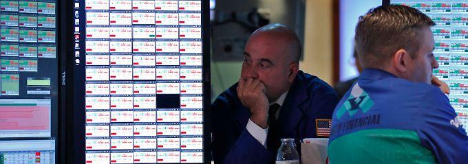 """""""Die Märkte sind nervös und das ist verständlich."""""""