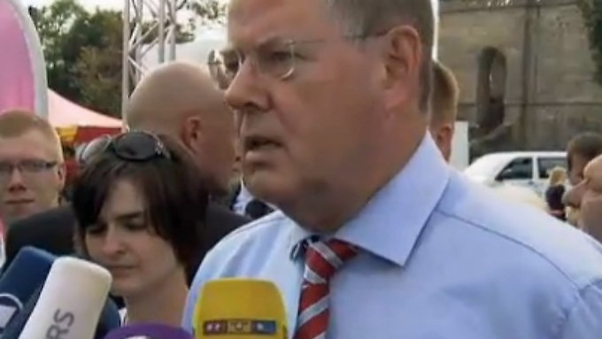 Rechtliche Schritte eingeleitet: Steinbrück äußert sich zu Erpressungsversuch