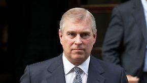 Nervosität im Buckingham-Palast: Polizei verwechselt Prinz Andrew mit Einbrecher
