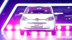 E-Up, Panamera E-Hybrid, A3 e-tron: Neue Stromer sollen die Straßen erobern