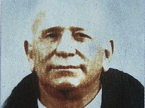 Fahndungsfoto für Paul Schäfer.