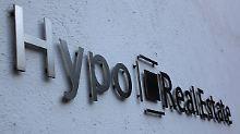Für die irische HRE-Tochter Depfa können sich Hedgefonds erwärmen.
