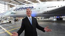 Überraschender Karrieresprung: Christoph Franz rückt womöglich schon bald an die Spitze des Verwaltungsrats bei Roche auf.