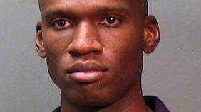 Dieses Bild veröffentlichte die Polizei. Es soll den mutmaßlichen Todesschützen Aaron Alexis im Jahr 2010 zeigen.