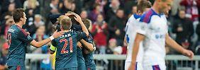 Champions-League-Auftaktsieg gegen Moskau: Der FC Bayern demonstriert seine Stärke