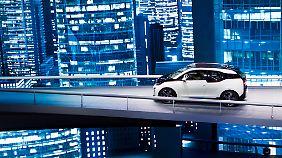 Produktion des Elektroflitzers startet: BMW i3 soll den Automarkt umkrempeln