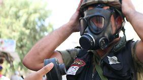 1400 Tote durch Giftgasangriff: Deutschland lieferte Chemikalien an Syrien