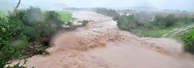 Erdrutsch durch Tropensturm: Mexiko kommt nicht zur Ruhe