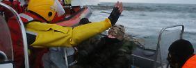 Jagd nach Rohstoffen in der Arktis: Russen stürmen Greenpeace-Schiff