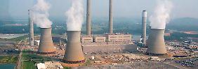 US-Behörde präsentiert Klimaverordnungen: Obama legt Kraftwerken CO2-Fesseln an