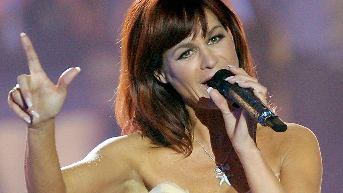 Andrea Berg stürmt zum siebten Mal die Chartspitze.