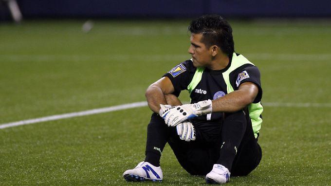 Beim Gold Cup 2011 verlor El Salvador mit 5:0 gegen Mexiko. Der damalige Nationaltorwart Miguel Montes gehört zu den Spielern, die nun lebenslang gesperrt wurden.